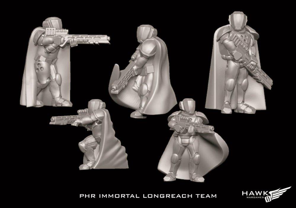 PHR Immortal Longreach Team