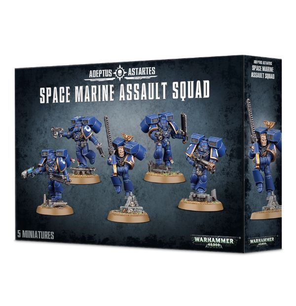 SpaceMarineAssaultSquadUltrabox