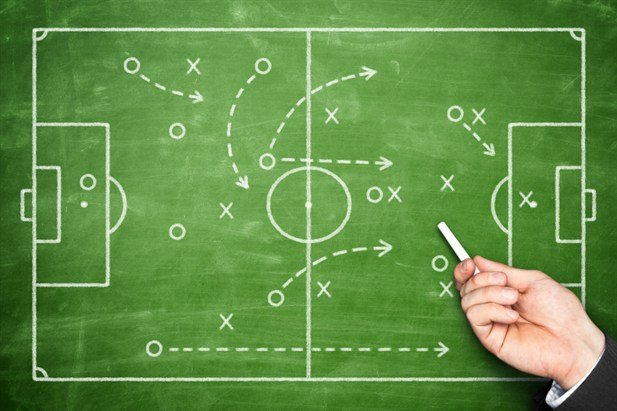 Best football trading strategies