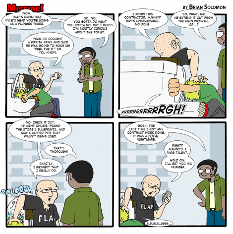 Misfire Comics #36