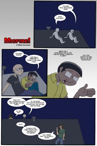 Misfire Comics #39