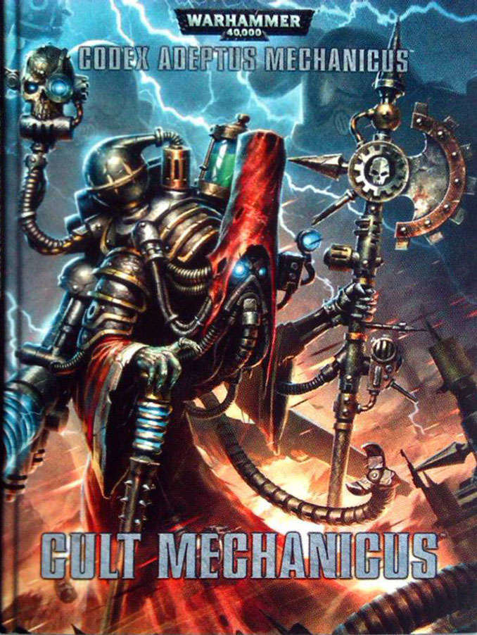 New Product – CULT MECHANICUS