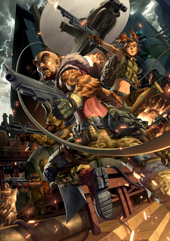 infinity_the_game___ariadna_cover_by_senghui-d6uxy5n