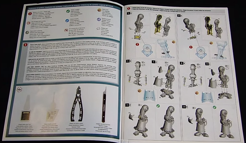 games workshop assembly instructions