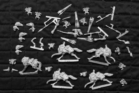 0001 Warmachine Hordes Iron Fang Tharn