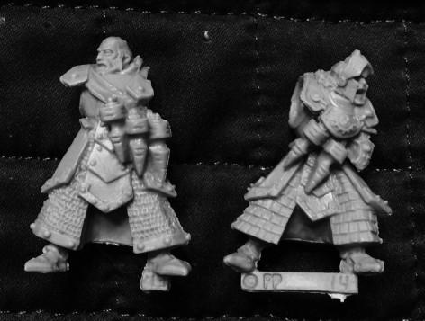 0012 Warmachine Hordes Iron Fang Tharn