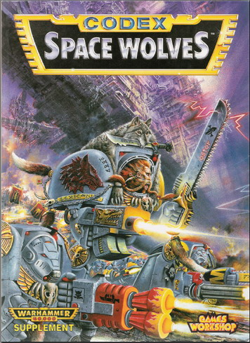 Space Wolves 2nd
