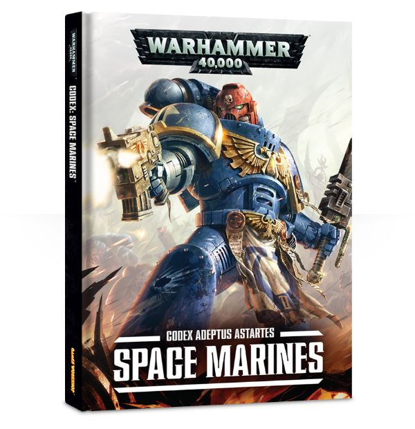 Codex Space Marines 2015