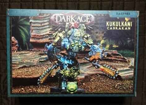 Dark Age Cabrakan Unboxing 000