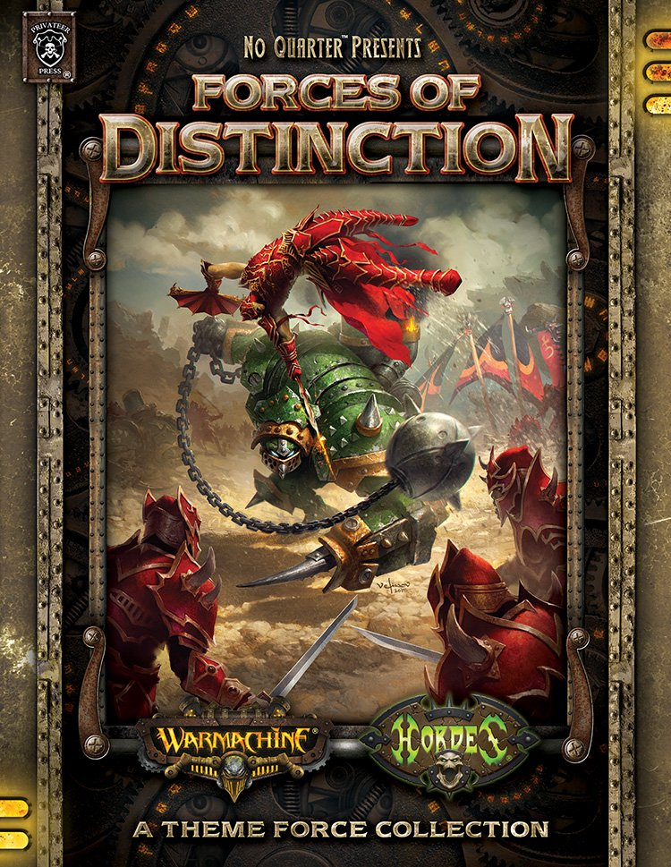 Forces of Distinction Cover