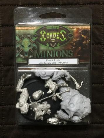 001 Hordes Minions Efaarit Unboxing