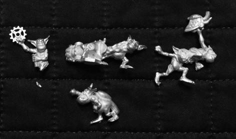 010 Hordes Minions Gremlin Swarm