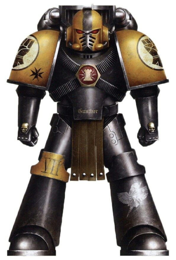 40k lore mk iv maximus armor bell of lost souls - Imperial fists 40k ...