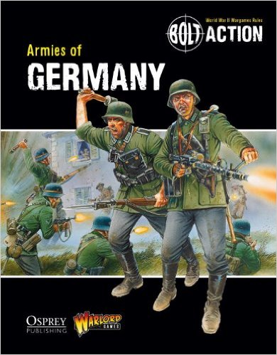 Armies of Germany Bolt Action