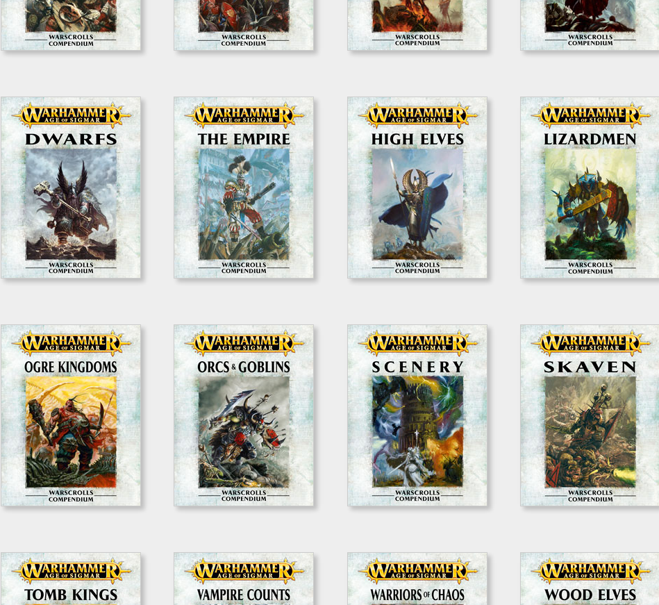 Warhammer: Age of Sigmar Rules & Compendiums FREE! - Bell of Lost Souls