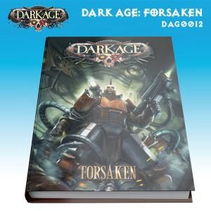 Dark Age Forsaken Book