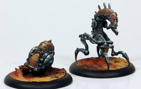 Dark Age Forsaken Centipede