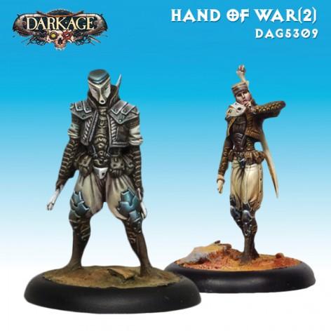 Dark Age Nomads Hand of War