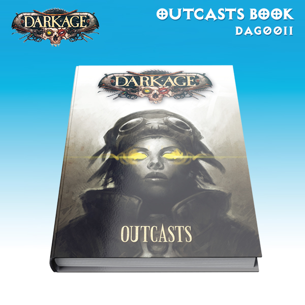 Dark Age Outcasts Cover