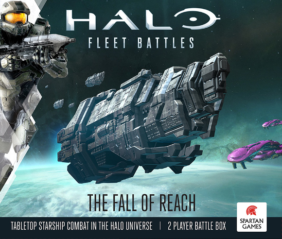 Halo Fleet Battles Box