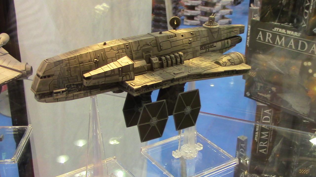 Gozanti Star War X Wing