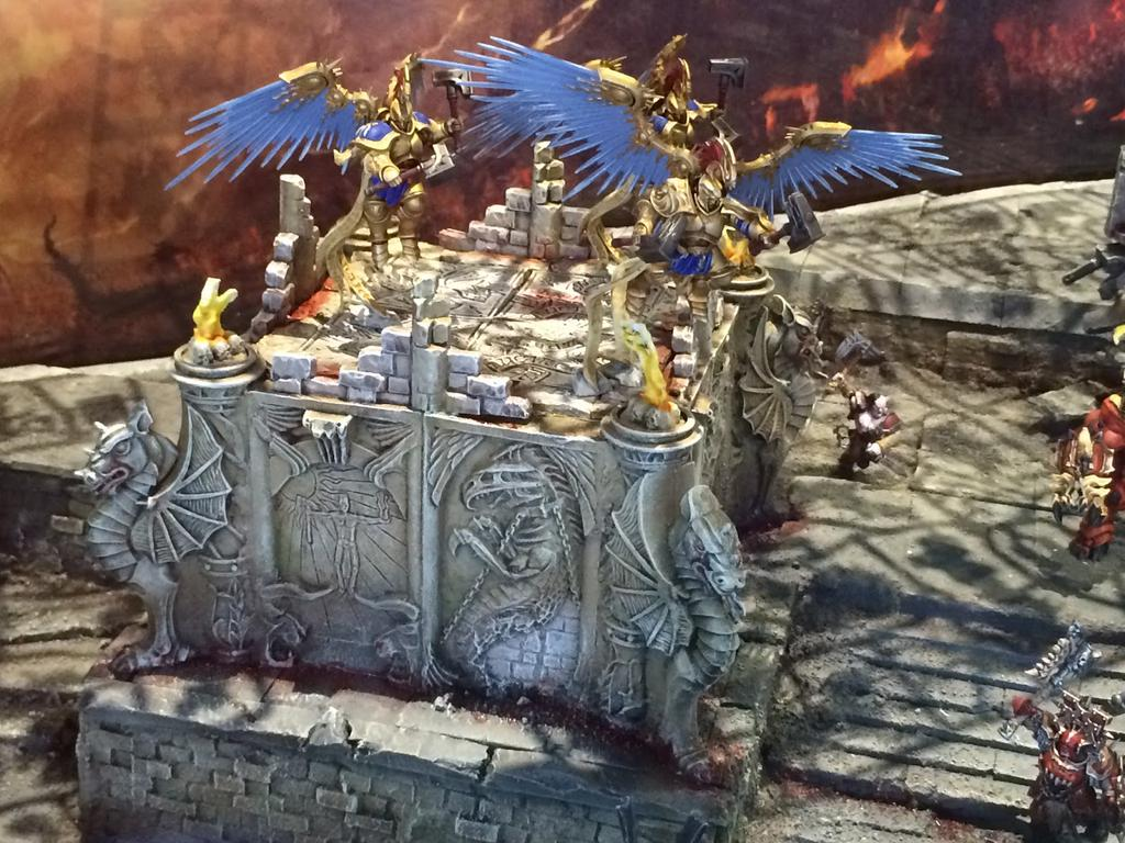 NEW Age of Sigmar Week 2+ RELEASE PICS Including TERRAIN