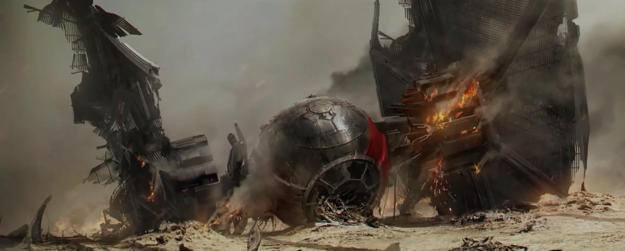 New Official Star Wars Footage Reel Video