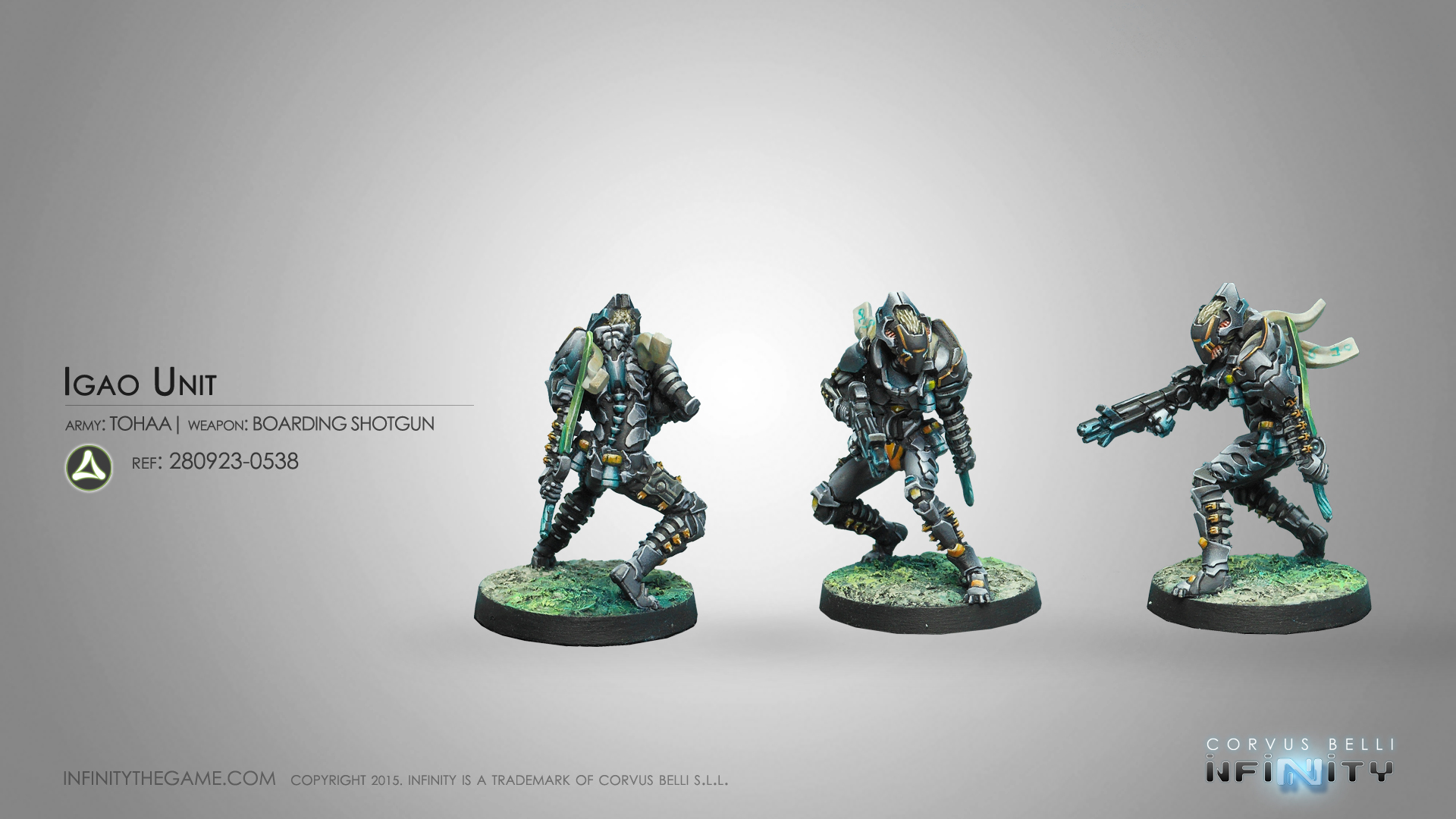 Combined Army Support Pack Miniatures Corvus Belli 280671