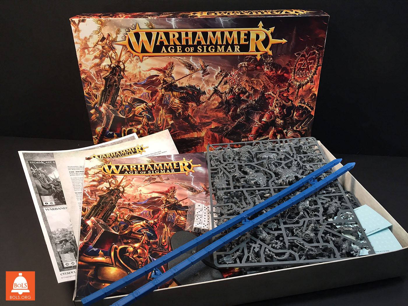 Age of Sigmar Unboxing