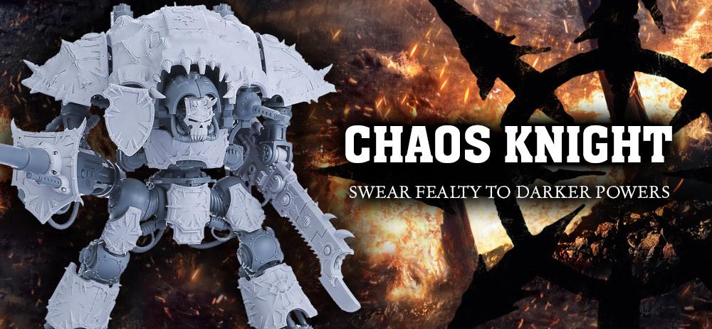 chaos knight titan forge world