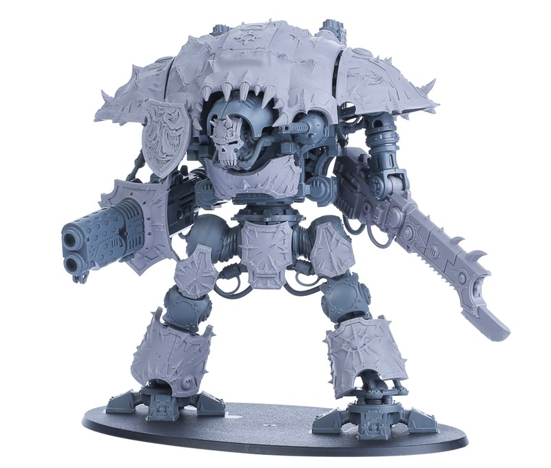 chaos knight titan forgw eold whole