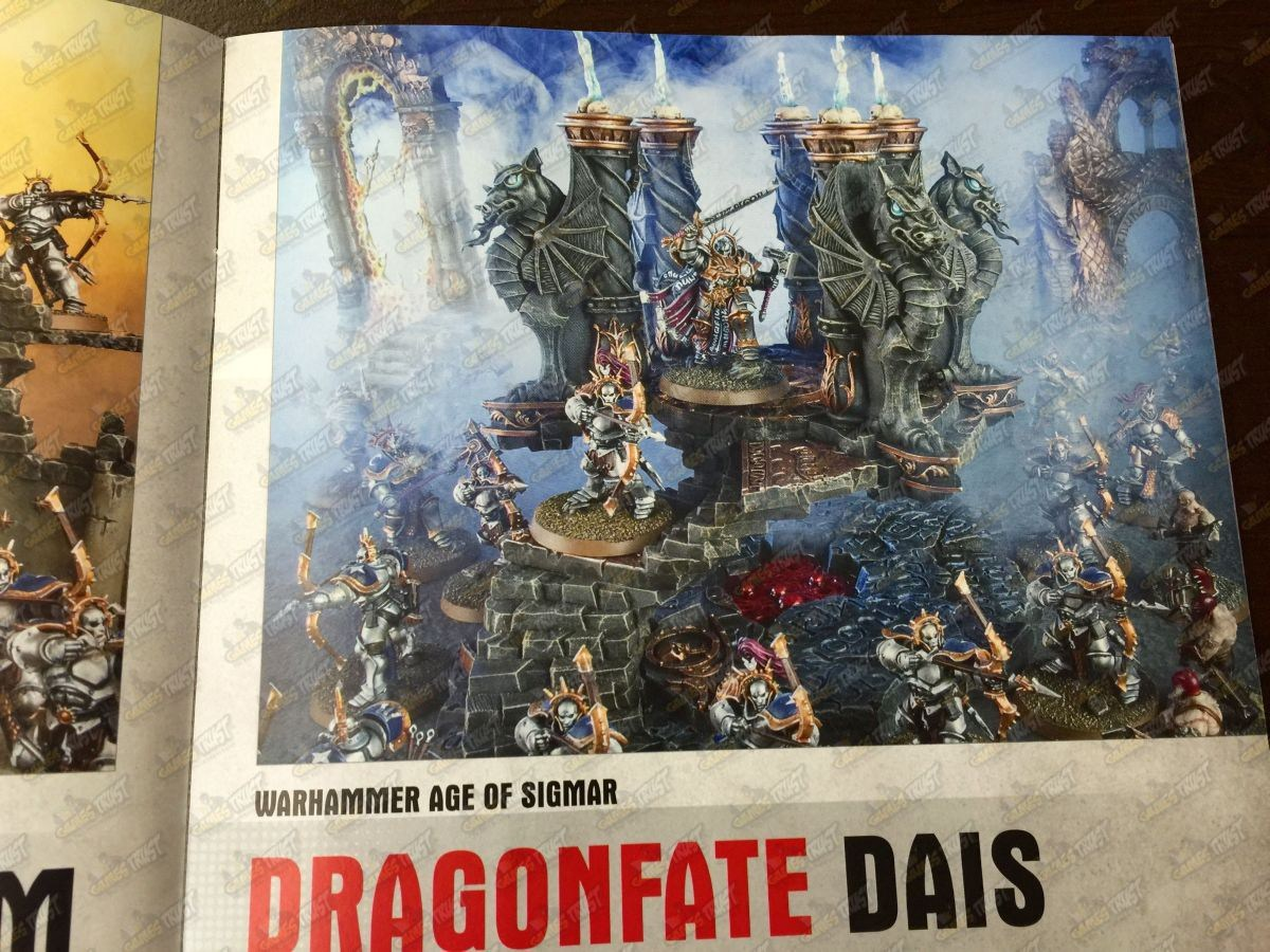 REVEALED - White Dwarf #79 New Age of Sigmar Releases - Bell