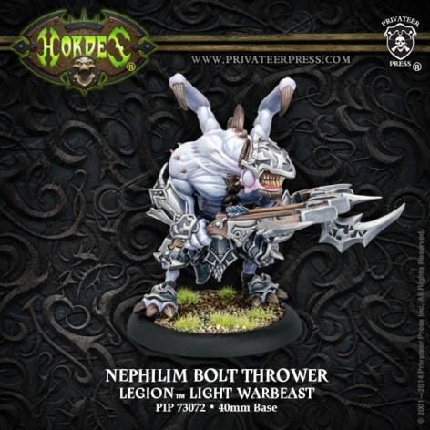 001b Hordes Legion Nephilim Unboxing