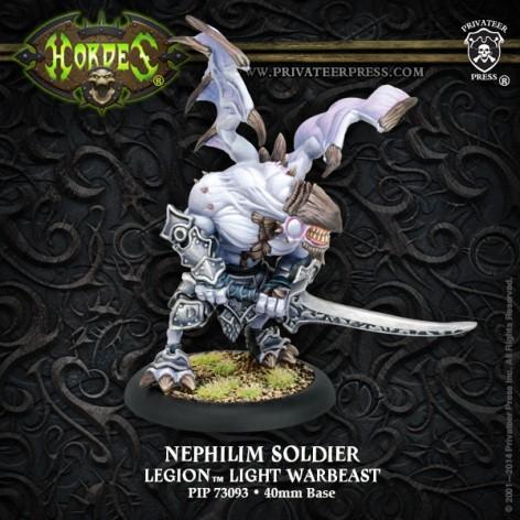 001c Hordes Legion Nephilim Unboxing