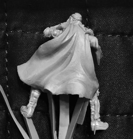 005 Dark Age Forsaken Saint Mary