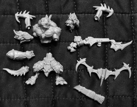 005 Hordes Legion Nephilim Unboxing