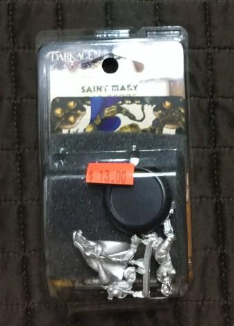 010 Dark Age Forsaken Saint Mary