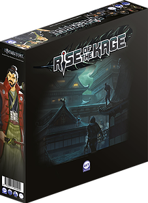 Rise of the Kage Box