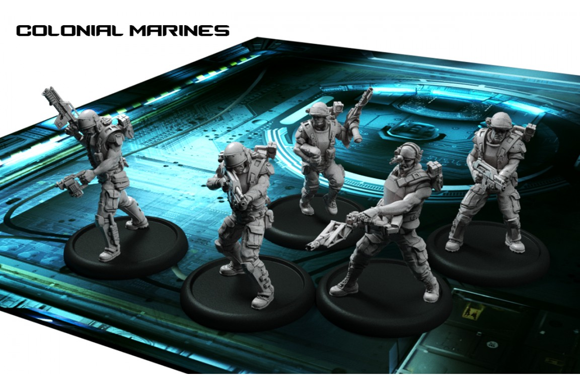 Colonial Marines 1