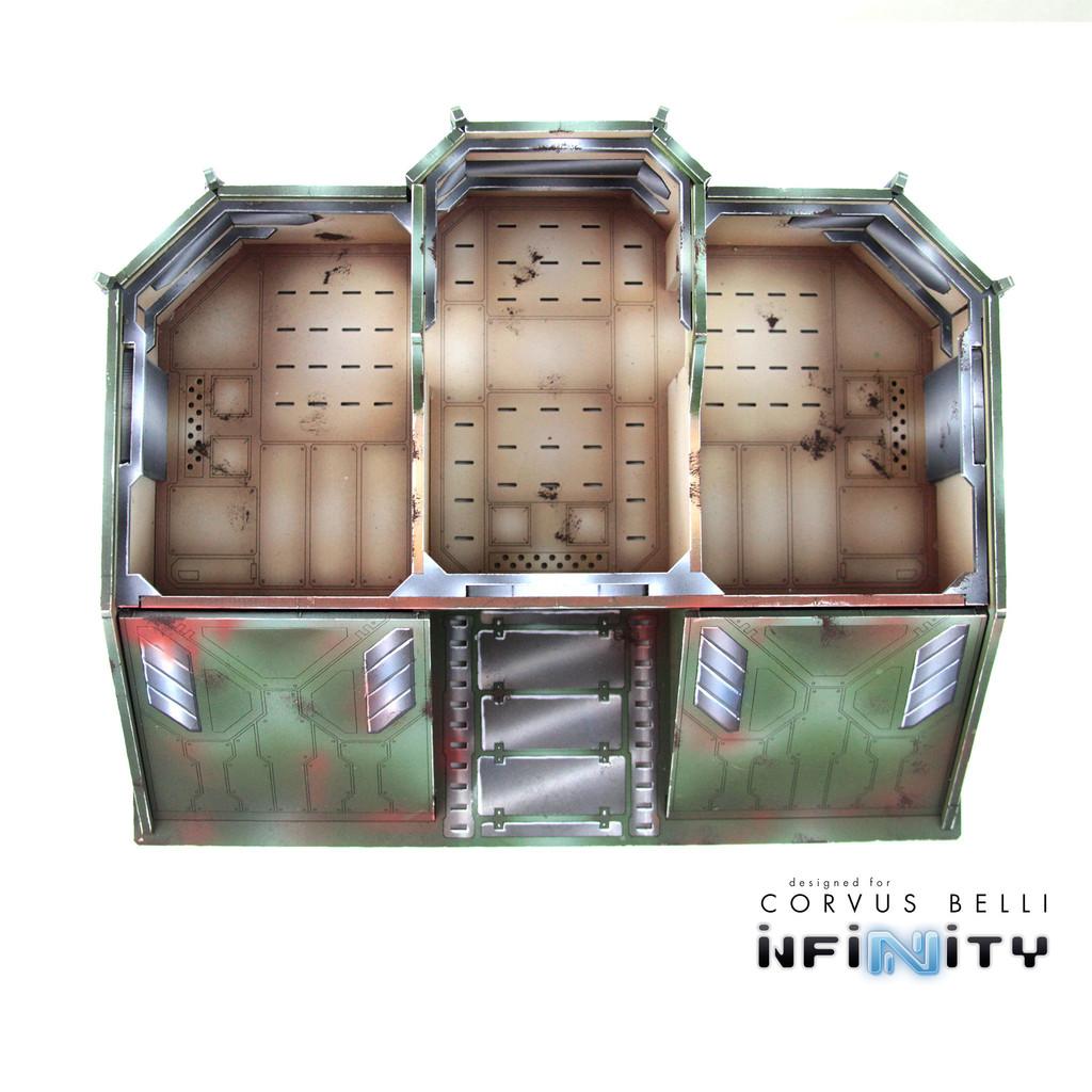Comanche-pillbox-bunker- Infinity Warsenal