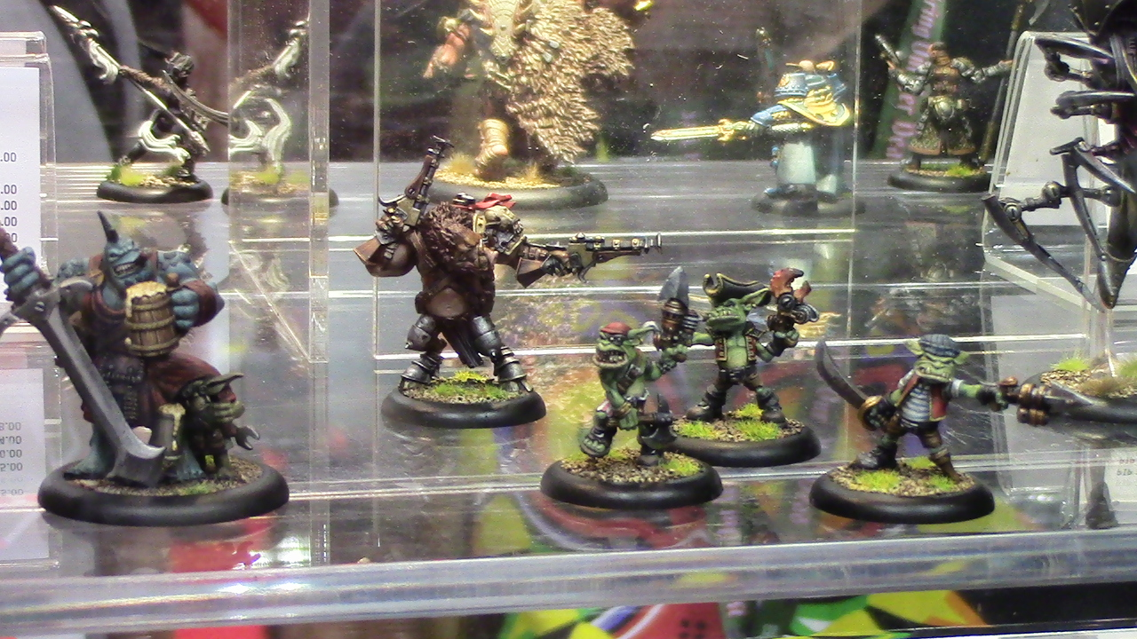 Privateer Press Booth 1