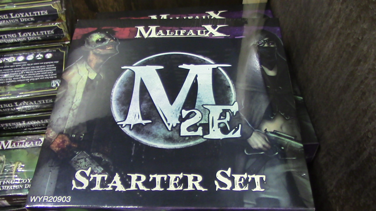 wyrd malifaux 2e starter