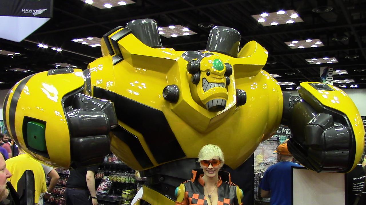 Ninja Division GenCon Robot 1