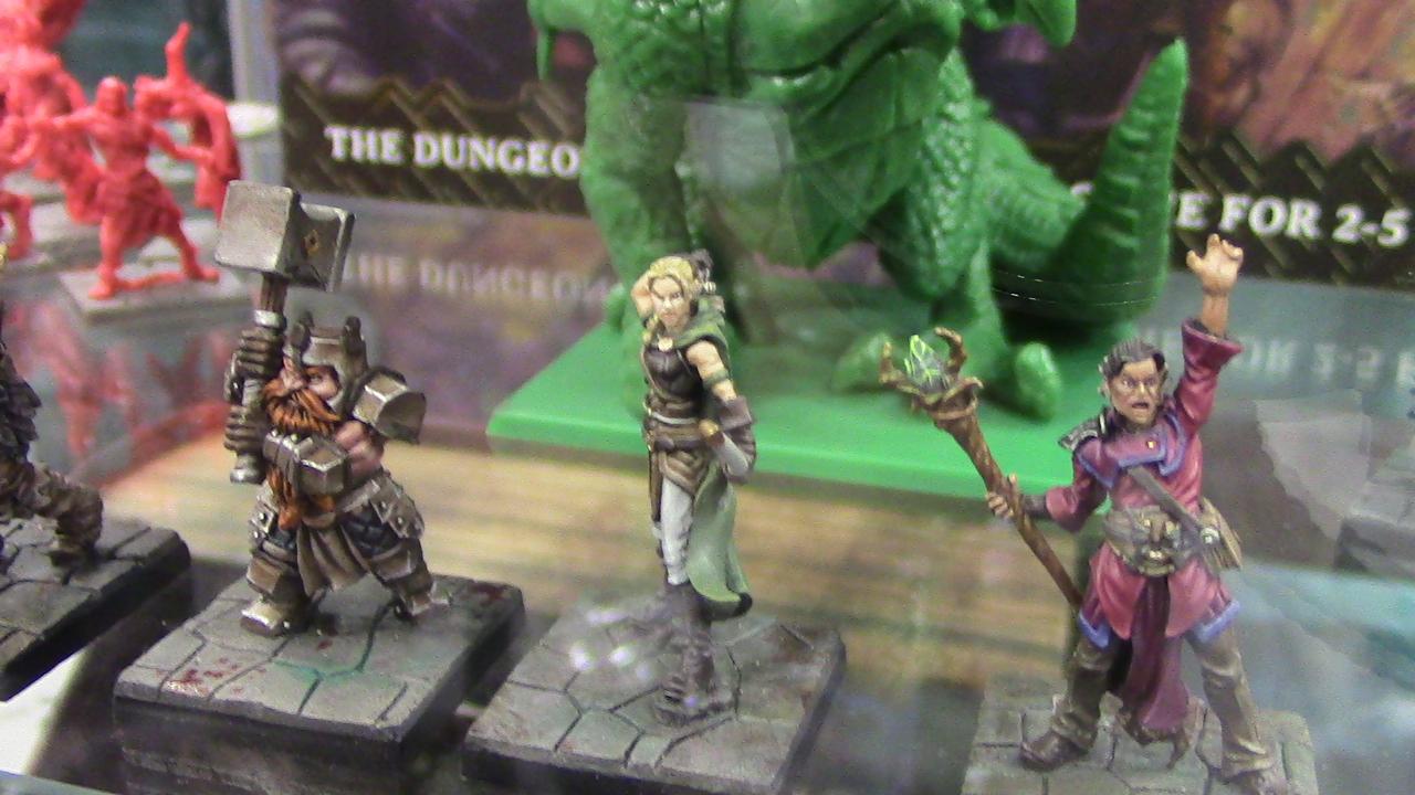 Dungeon Saga Mantic GenCon