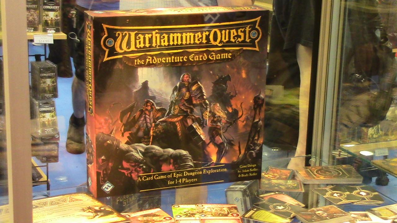 BoLS GenCon FFG Warhammer Quest1