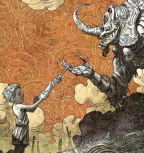 Kingdom Death Art 1