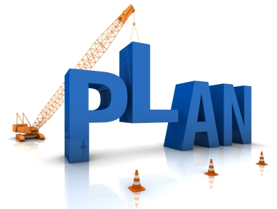 build with a plan