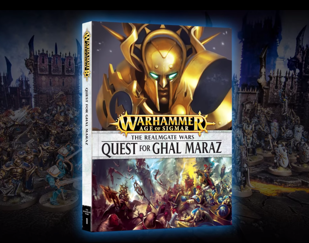 Quest of Ghal Video