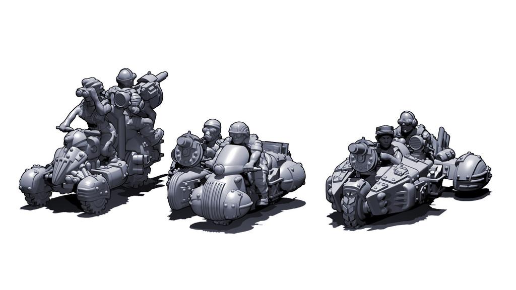Resistance Quads