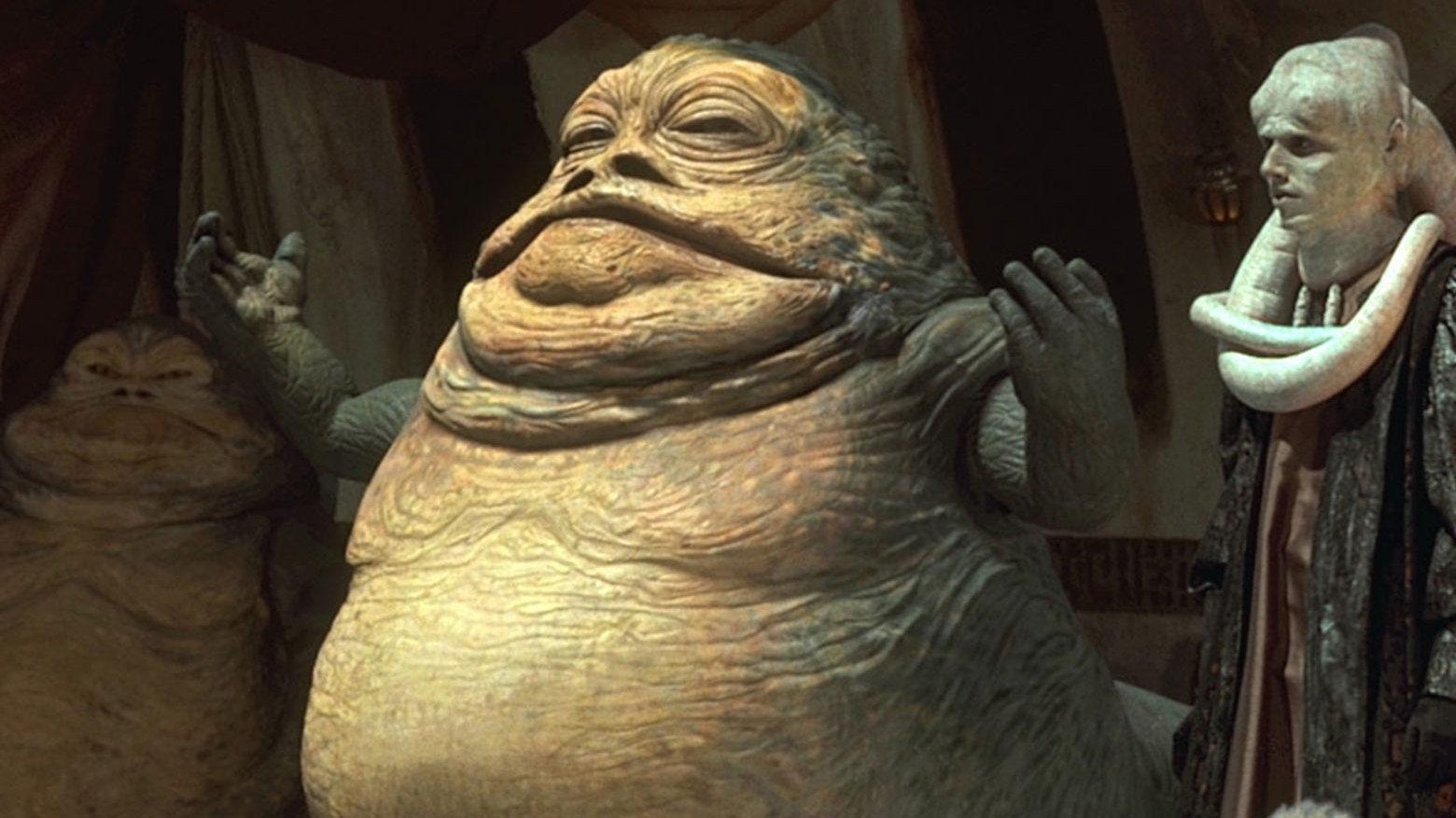 Jabba the hut Come at me bro